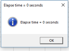 Improve VBA code execution times