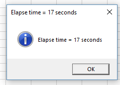 Improve VBA Code Execution Time