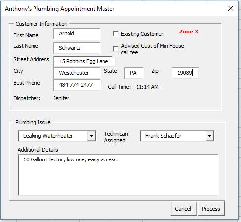 VBA Select Case Function